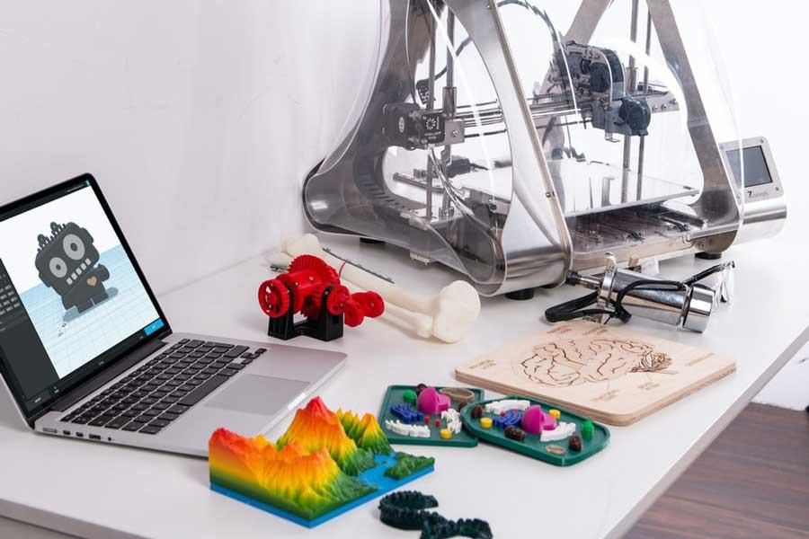 Quel est le processus de fabrication d'une pièce imprimée en 3D ?